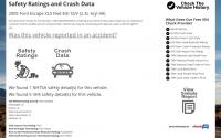 Check The Vehicle History Crash Data API