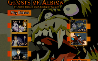 The Ghosts of Albion DVD
