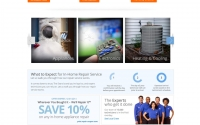 Sears Home Services Website