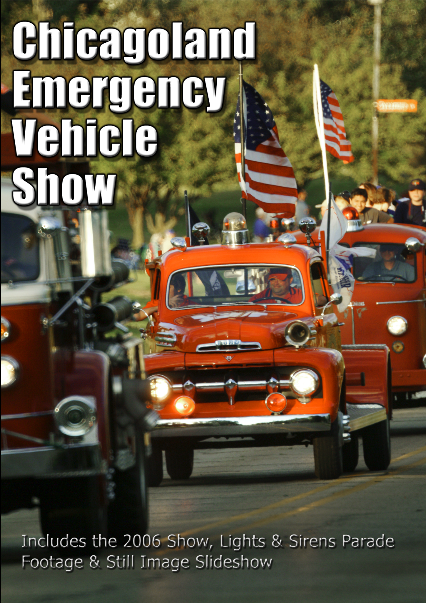 Chicagoland Emergency Vehicle Show