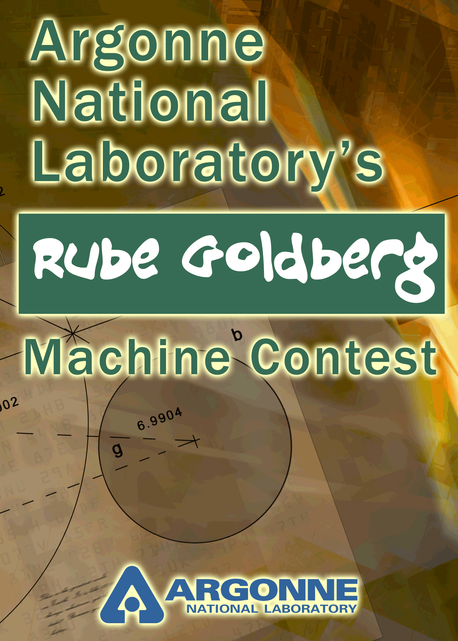 Argonne National Laboratory Rube Goldberg DVD